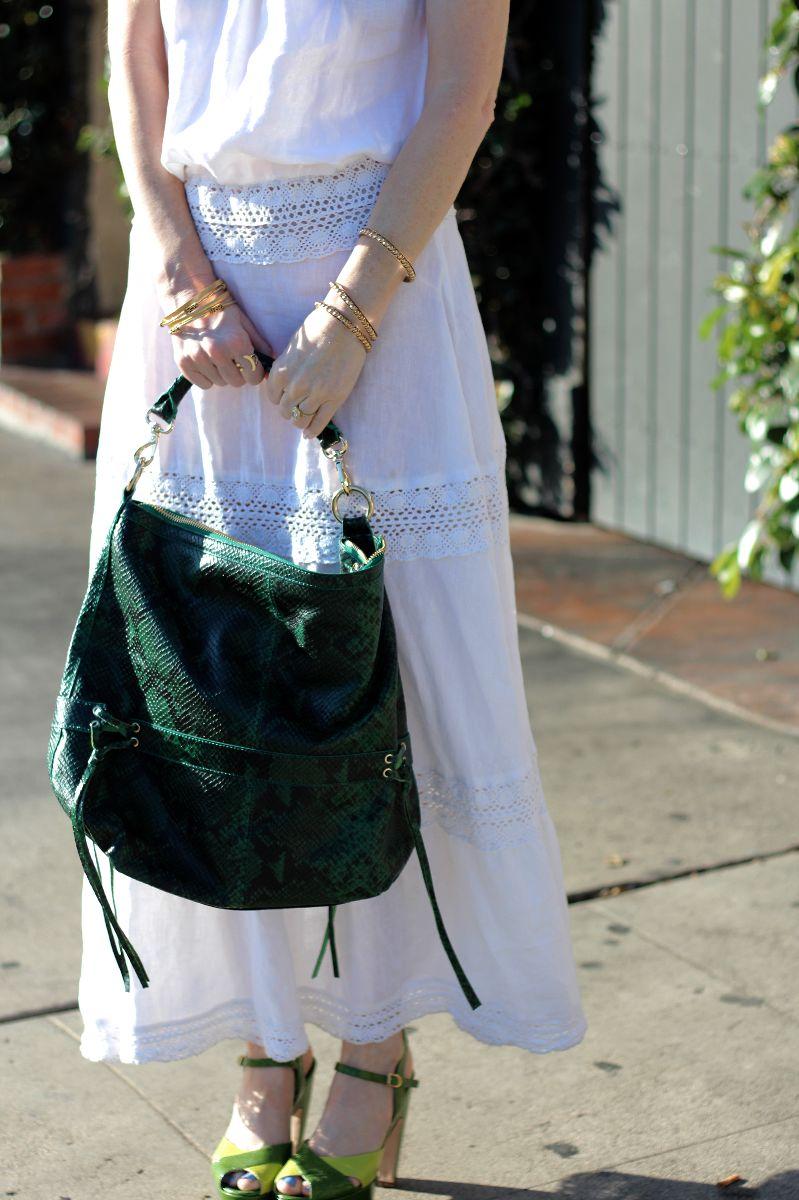 rebecca minkoff green bag, rebecca minkoff purse,