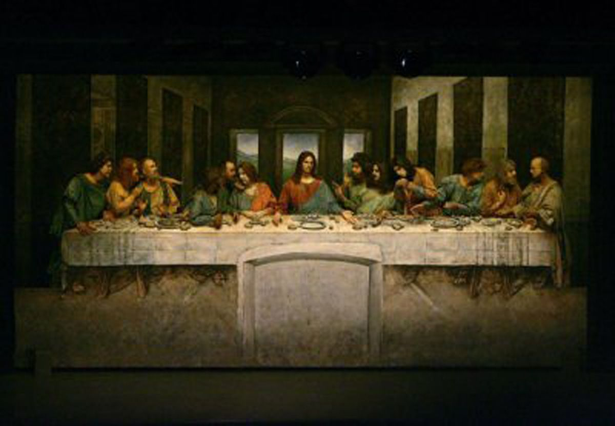1 last supper