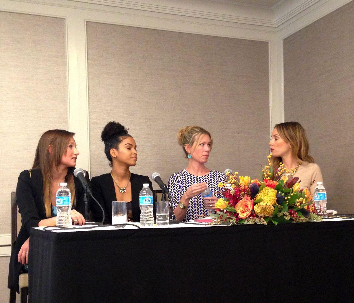 Danielle Bernstein, Alba Garcia, Jordan Reid, simply stylist, nyc