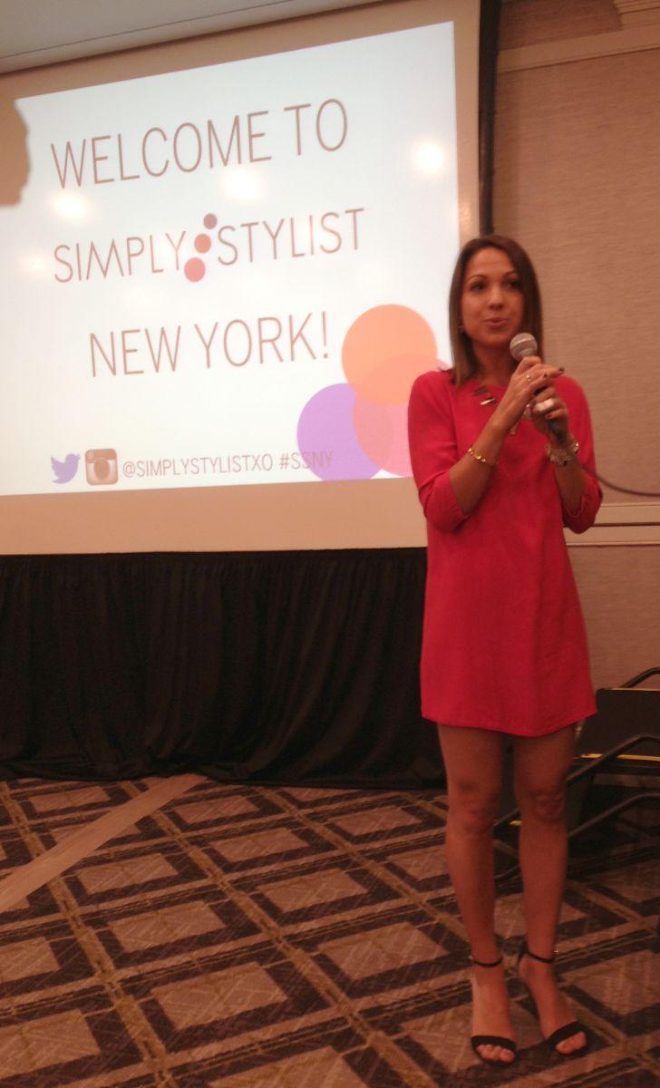 Sarah Boyd, simply stylist, nyc