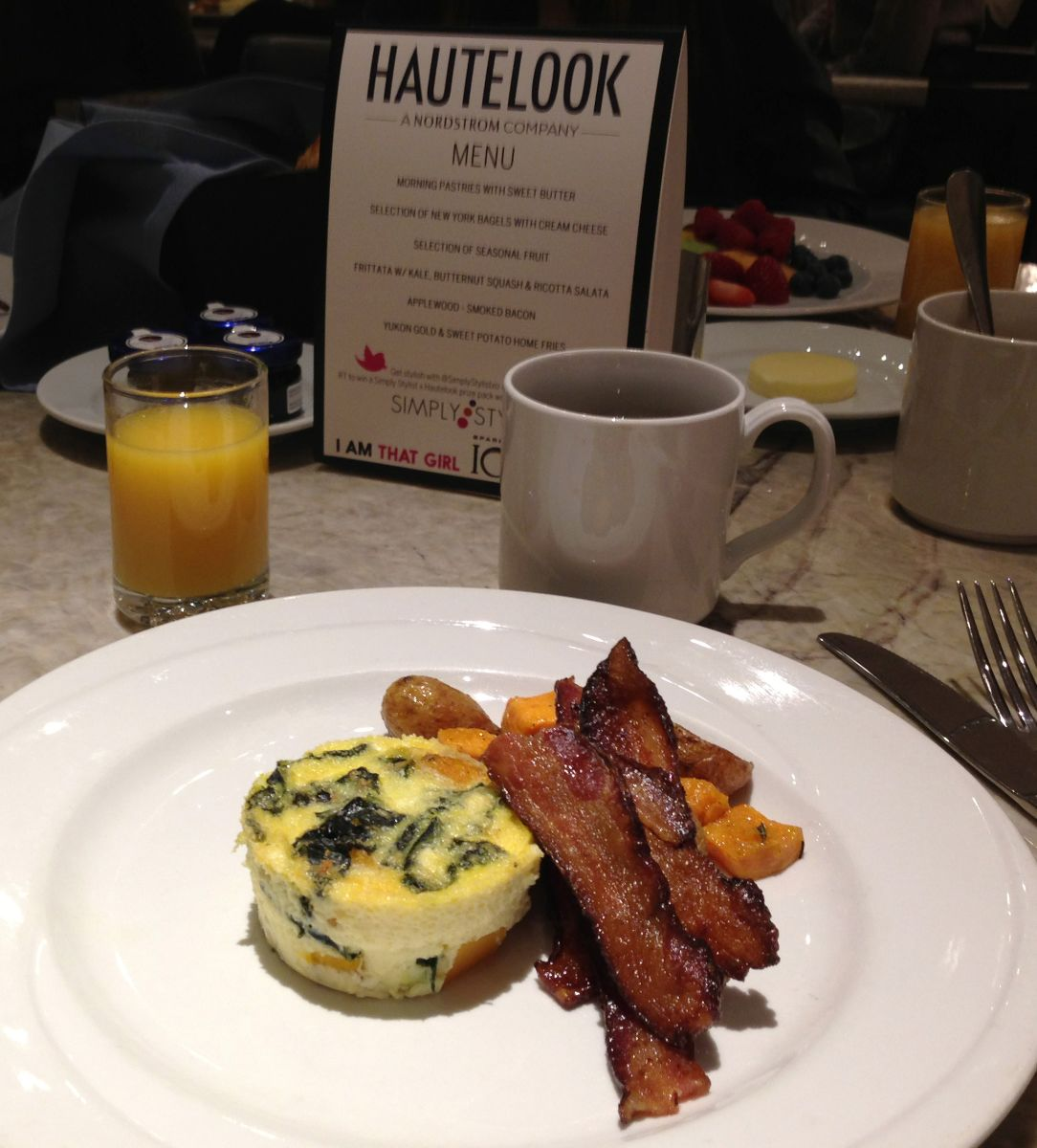 Hautelook brunch park central hotel nyc