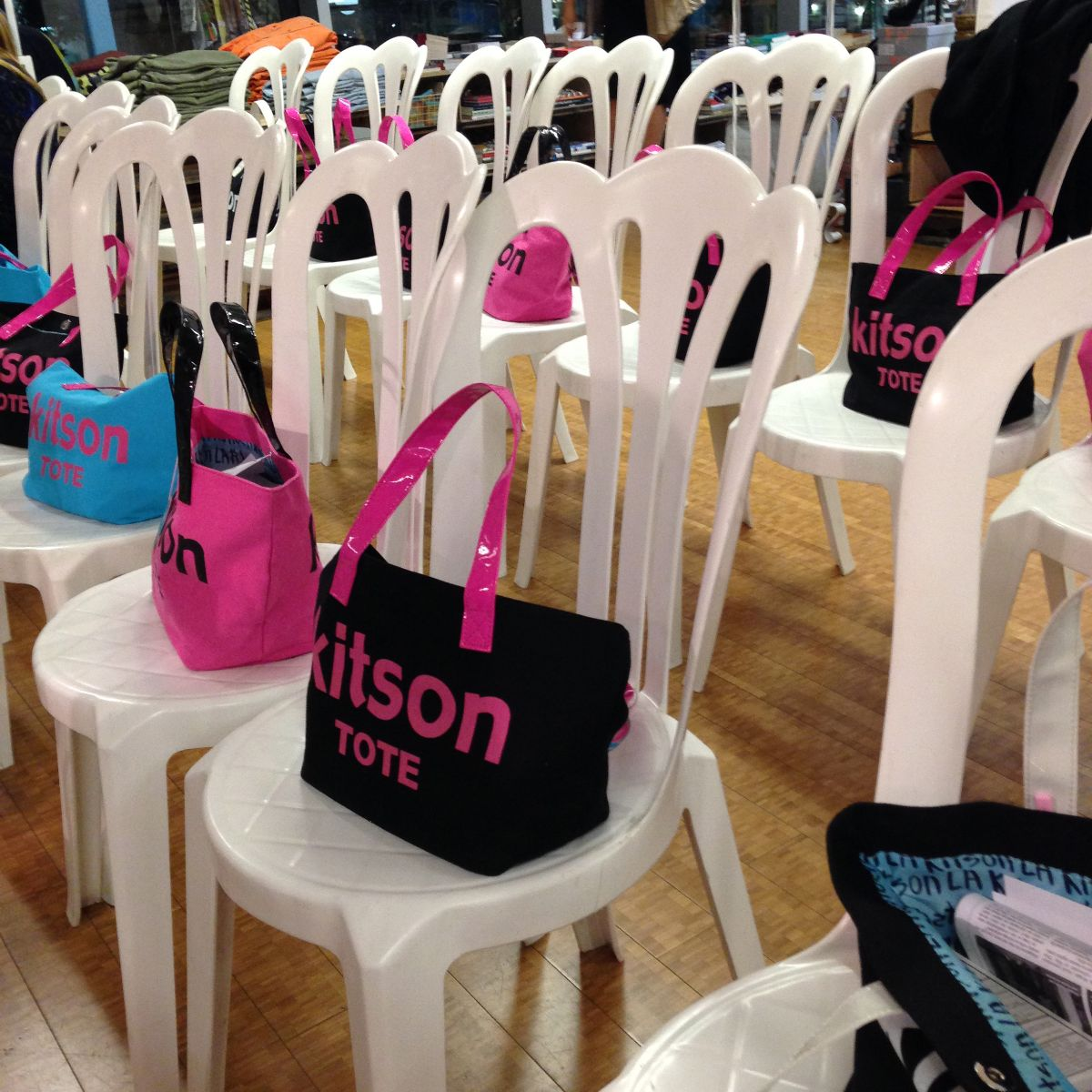 kitson tote bags, simply stylist, currently crushing