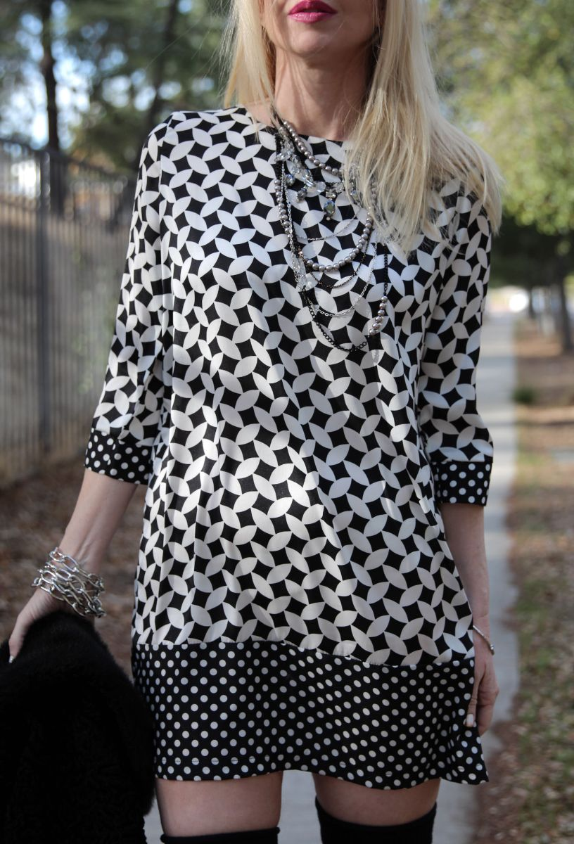 Currently Crushing, boohoo sarah dress, capwell and co necklace
