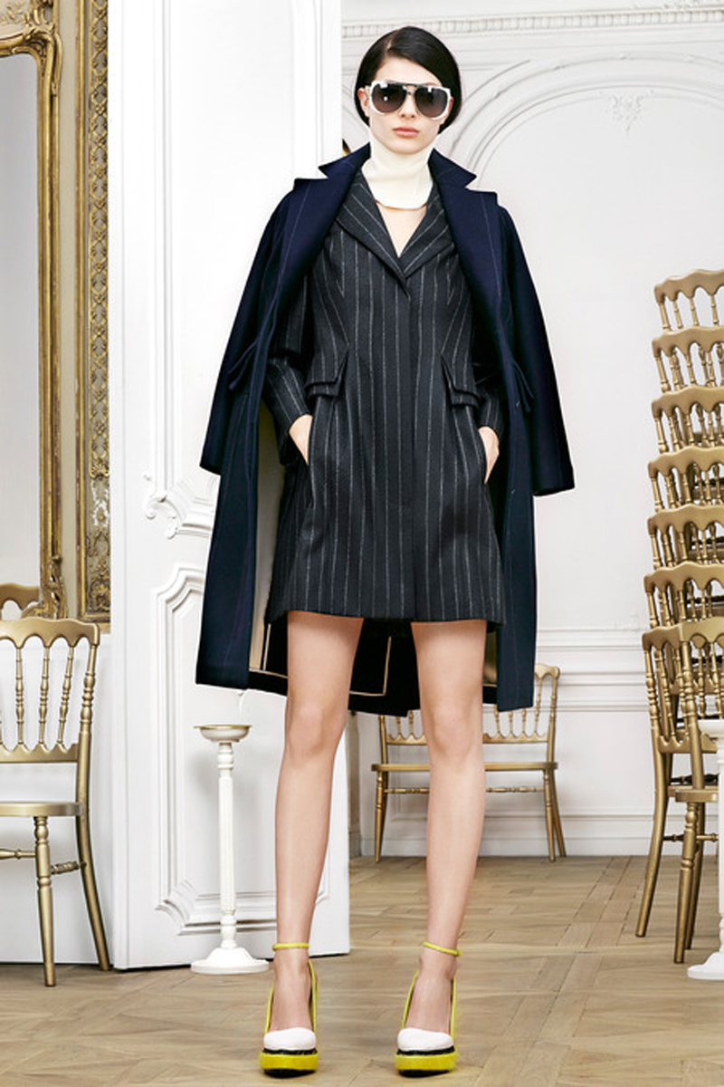 currently crushing, dior pre fall 2014