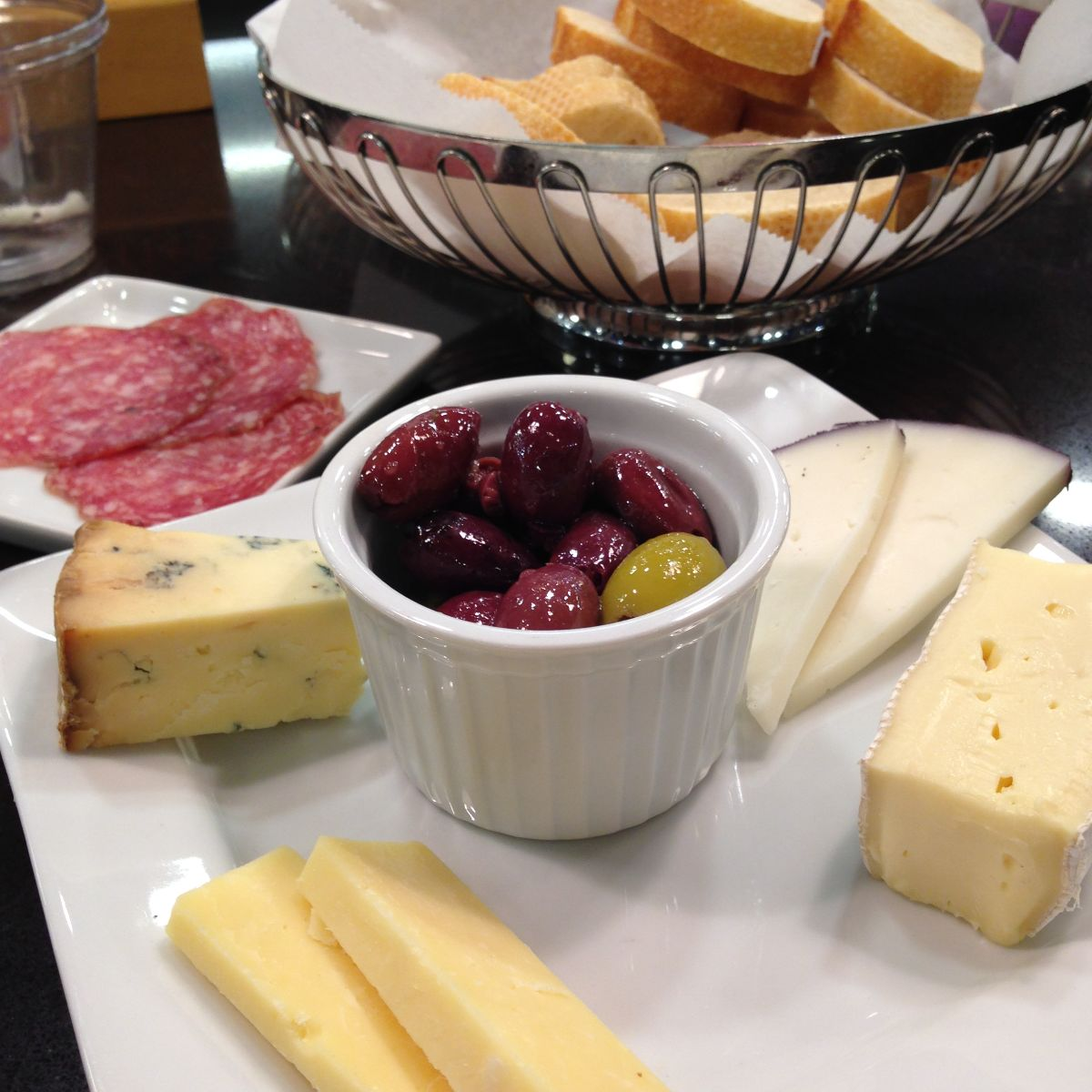 currently crushing, cheese plate whole foods