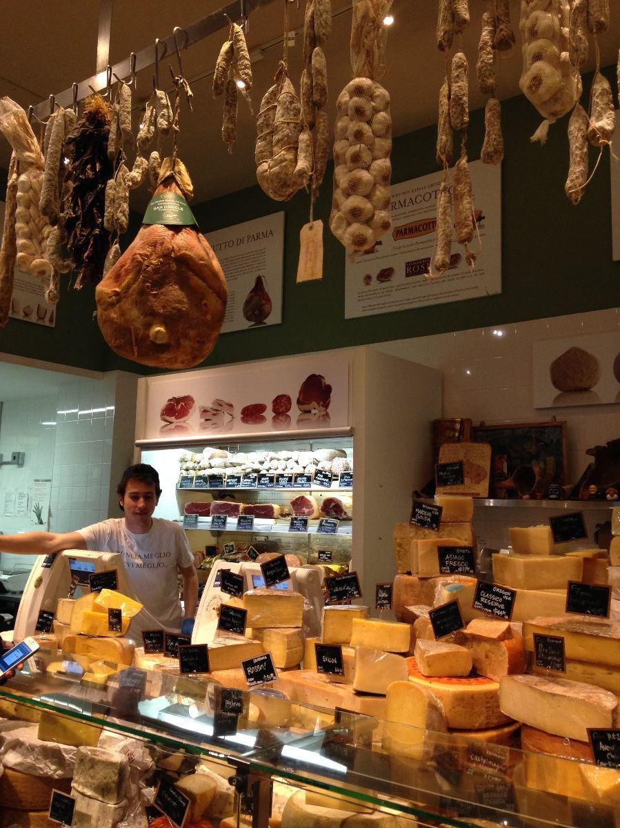 currently crushing, eataly nyc