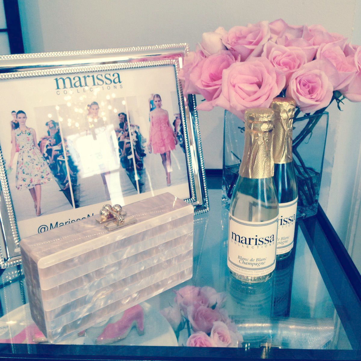 currently crushing, marissa collections nyfw preview