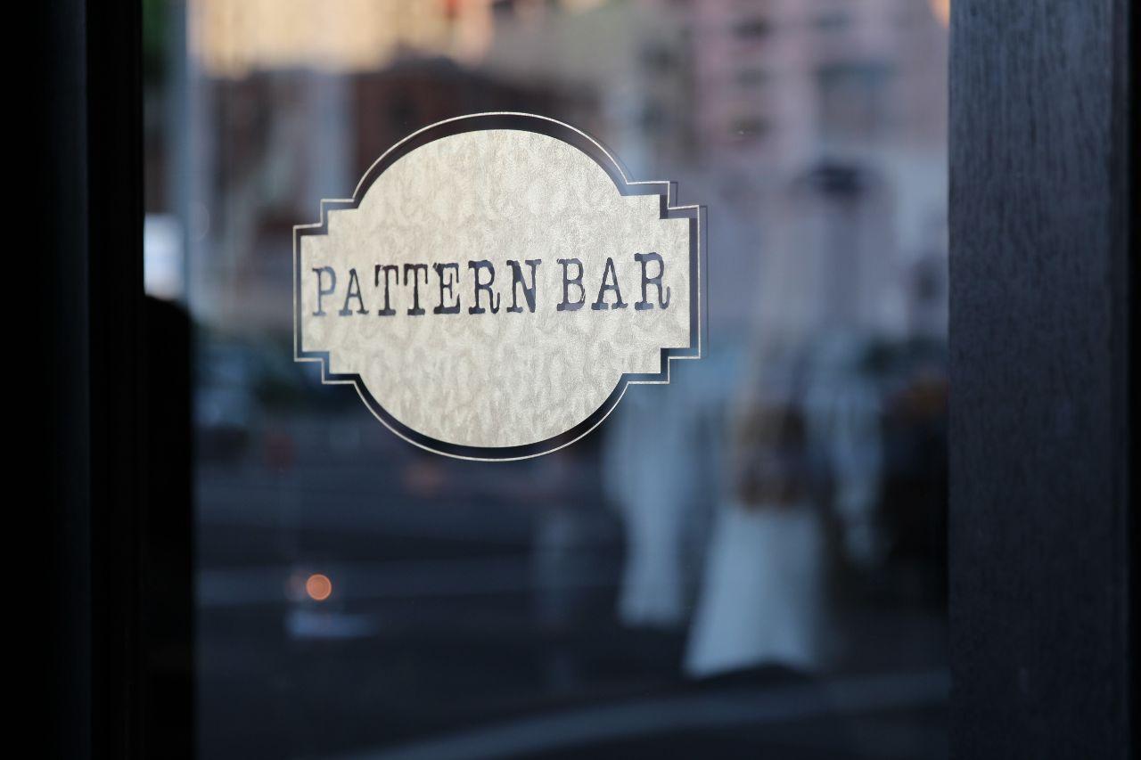 currently crushing, pattern bar LA, capital tailors launch