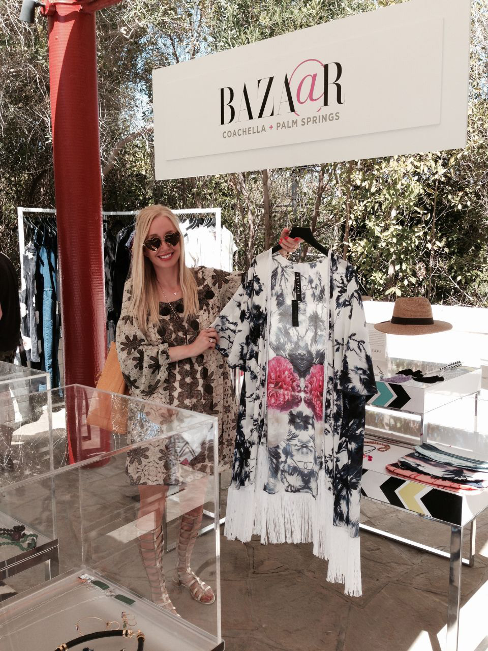 currently crushing, bazaar party at coachella