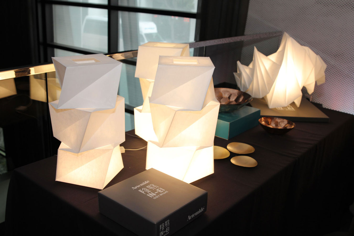 currently crushing, w san francisco, isseye miyake lamps