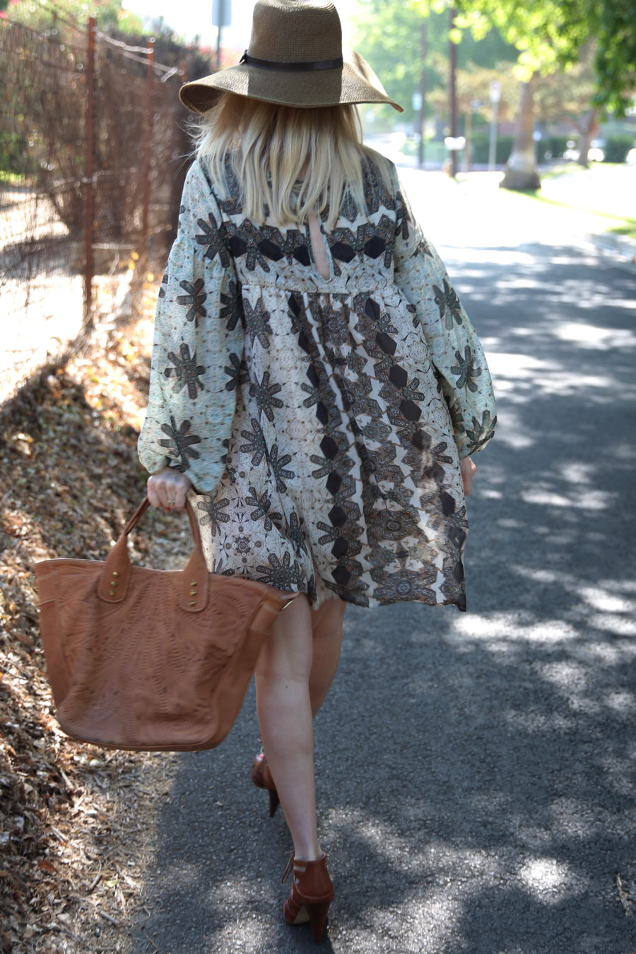 currently crushing, free people summer dress