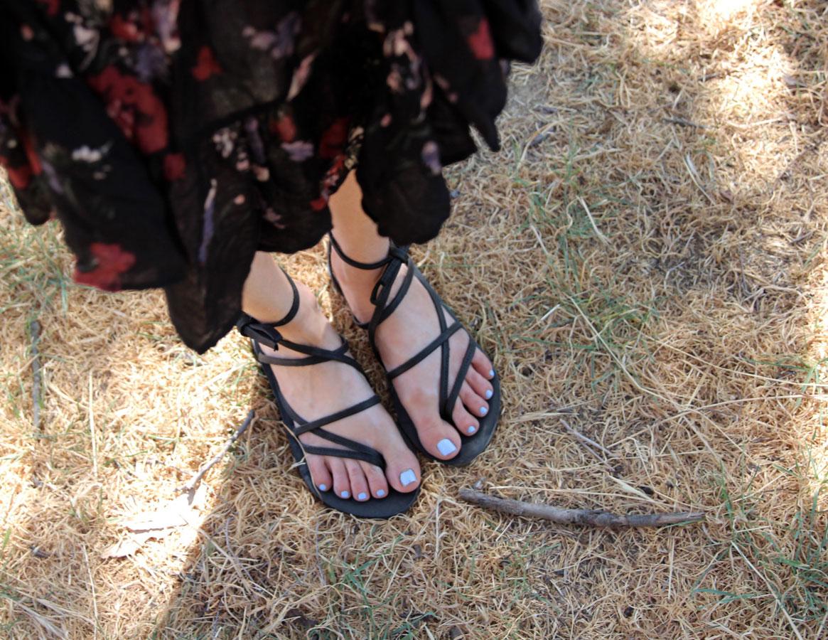 currently crushing, sseko ribbon sandals