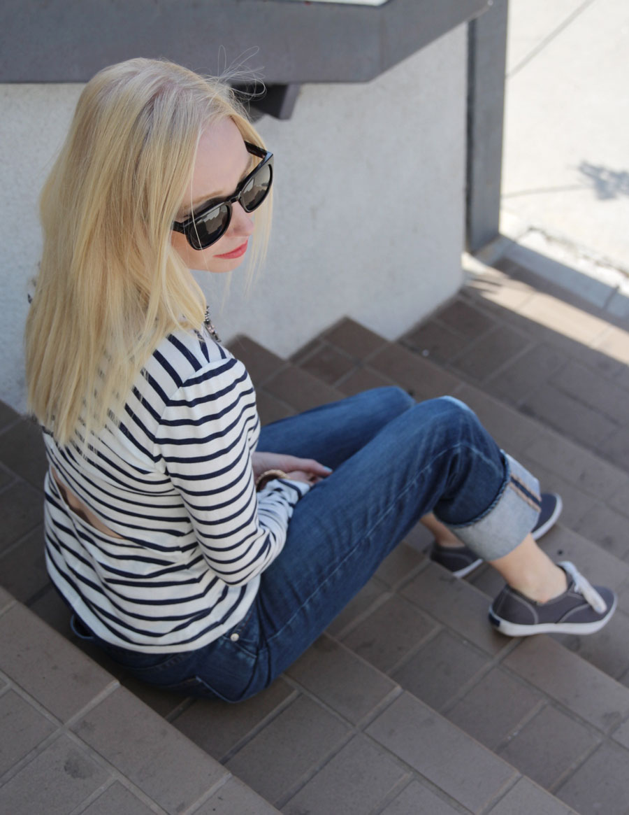 currently crushing, j crew matchstick jeans, spy optic sunglasses, keds