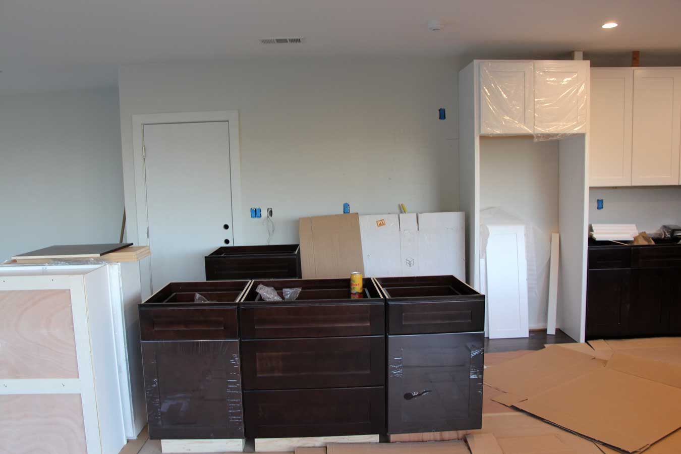 currently crushing, home remodel kitchen