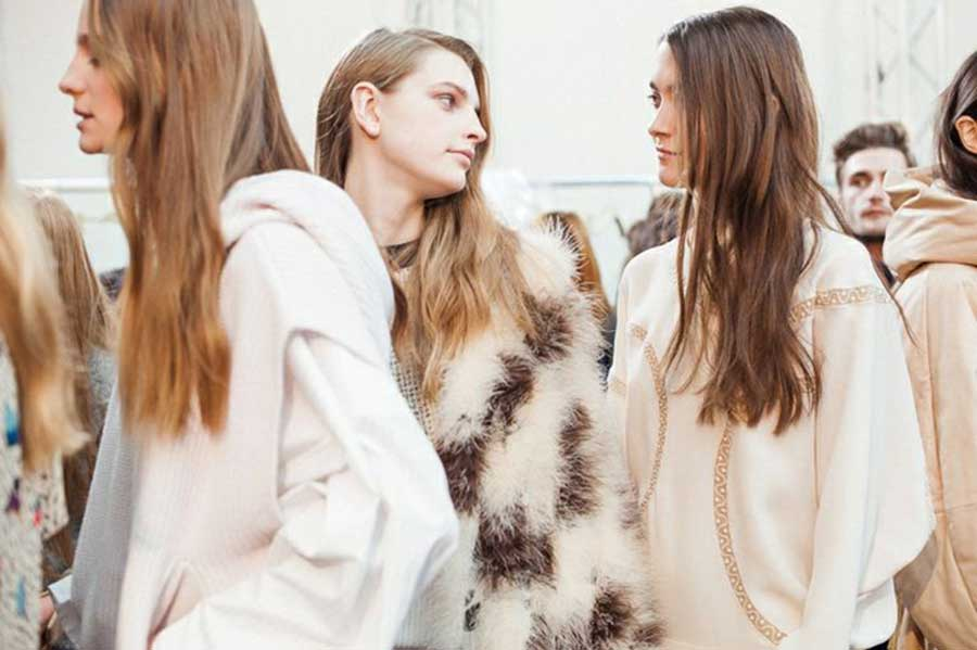 currently crushing, chloe pairs fall rtw backstage 2014