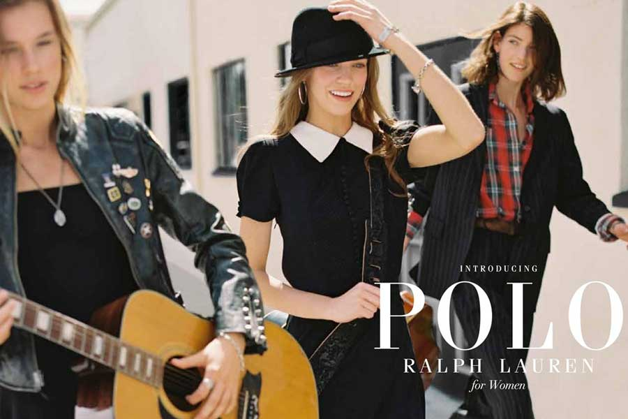 Crushing on: Polo Ralph Lauren for Women