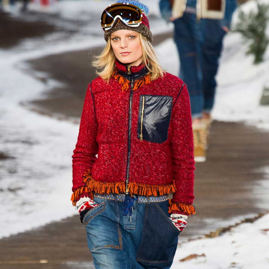 currently crushing, tommy hilfiger fall 2014 rtw nyfw