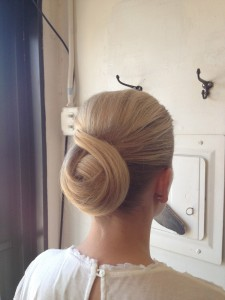 Chignon hairstyles for women
