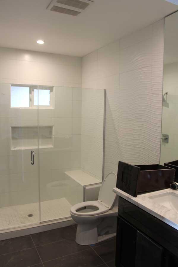 complete bathroom remodeling