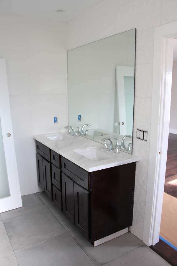 bathroom sink remodeling