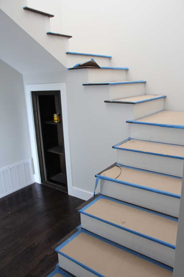 remodeling stairs
