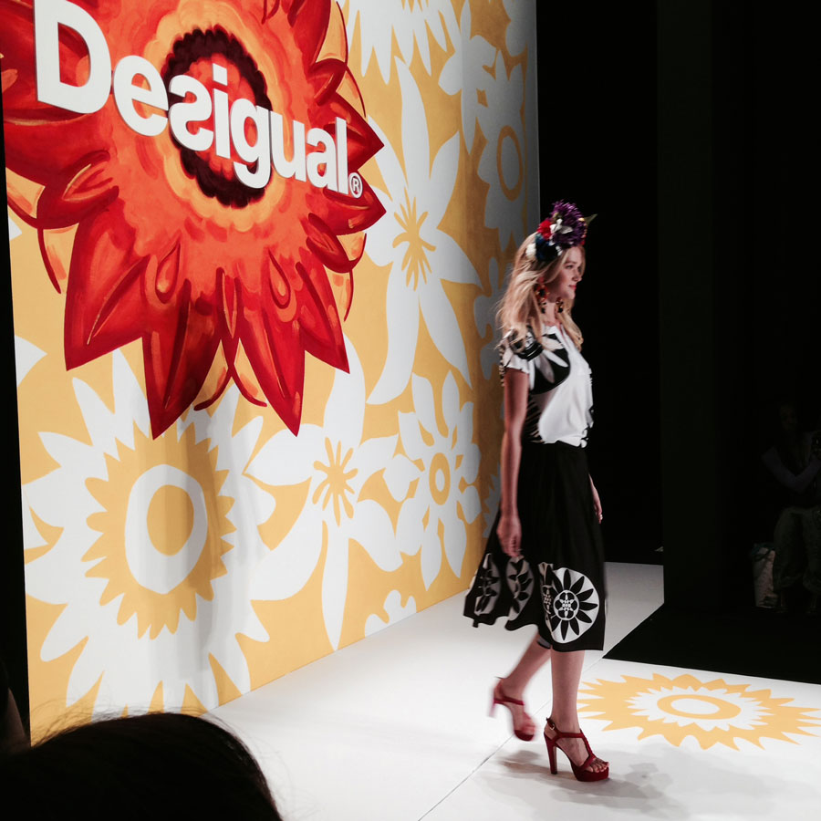 currently crushing, desigual s/s 2015, nyfw