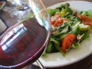 Beaujolais salad