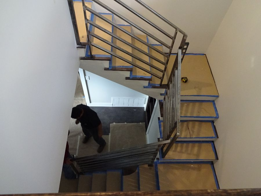 ideas for remodeling staircases
