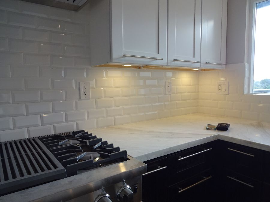 remodeled kitchen countertops