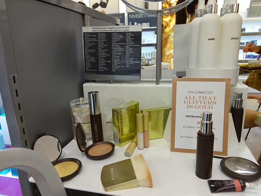 best becca cosmetics