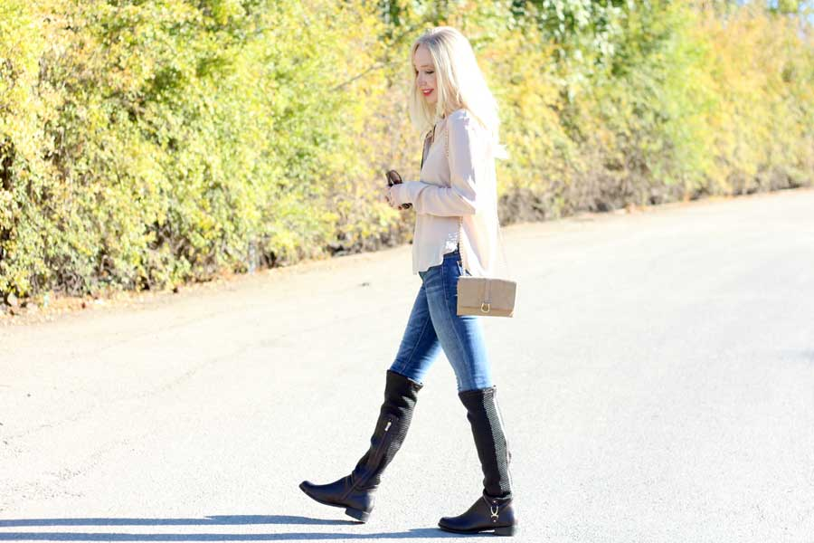 NYLA Over-the-Knee Boots