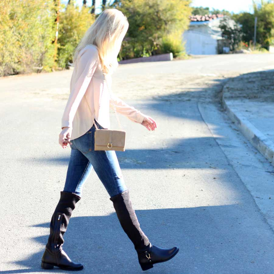 currently crushing, nyla boots, dittos jeans, hipsters for sisters belt bag
