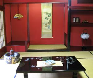 Red Room Color Scheme