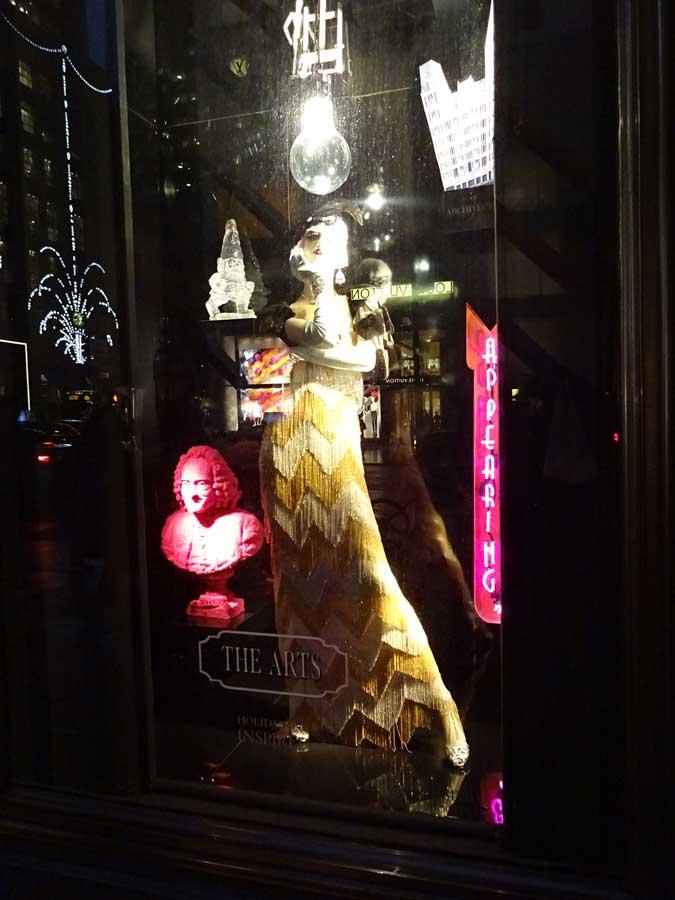 Christmas Displays in New York