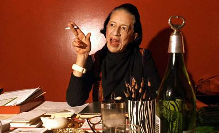 currently crushing diana vreeland documentary
