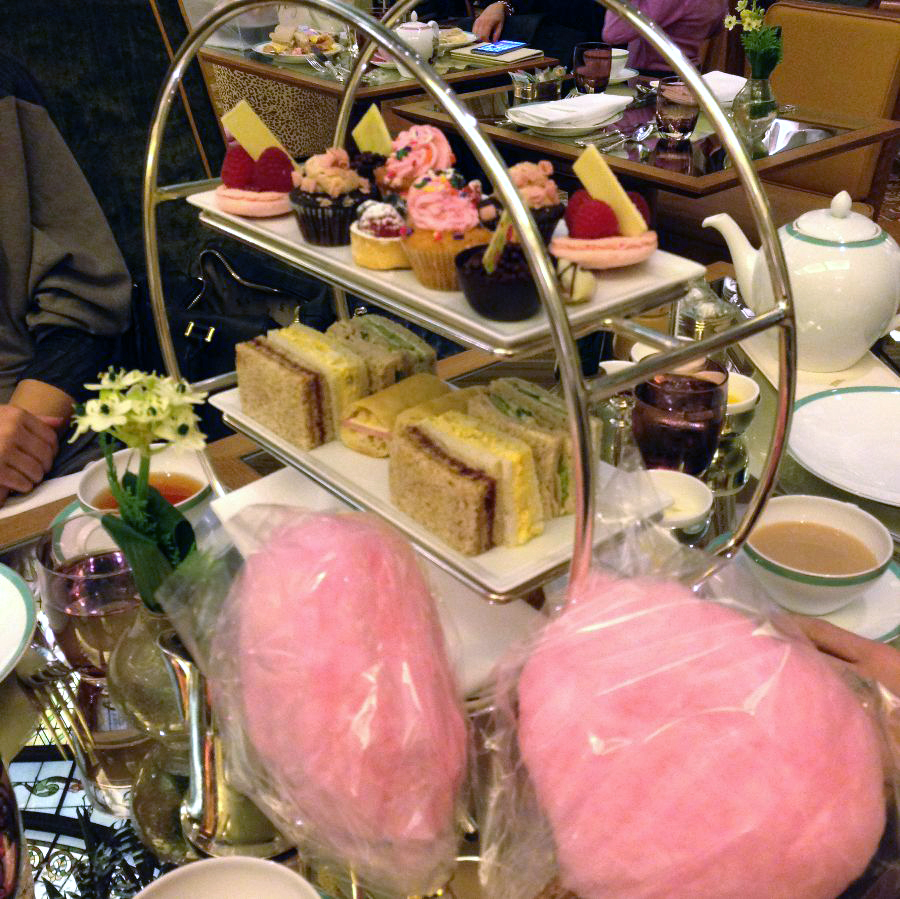 best high tea in NYC