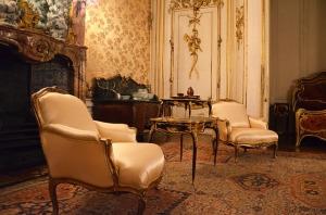 Baroque Living Room Decor