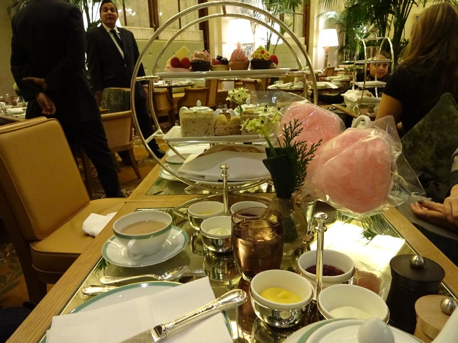 Best high tea in New York city