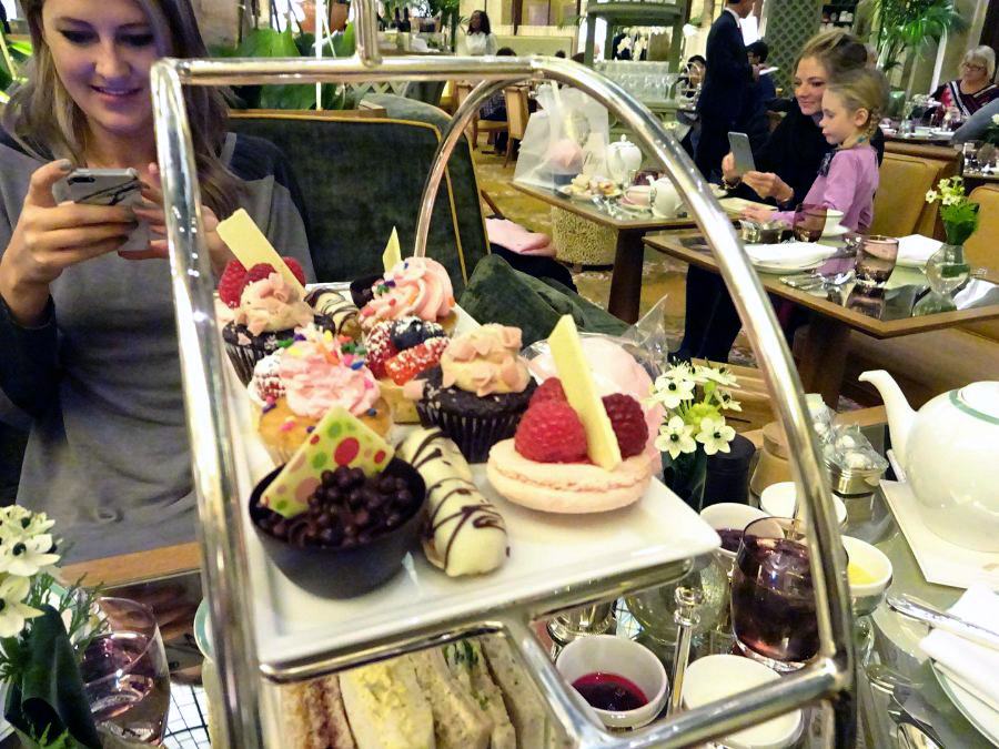 best afternoon tea in NYC