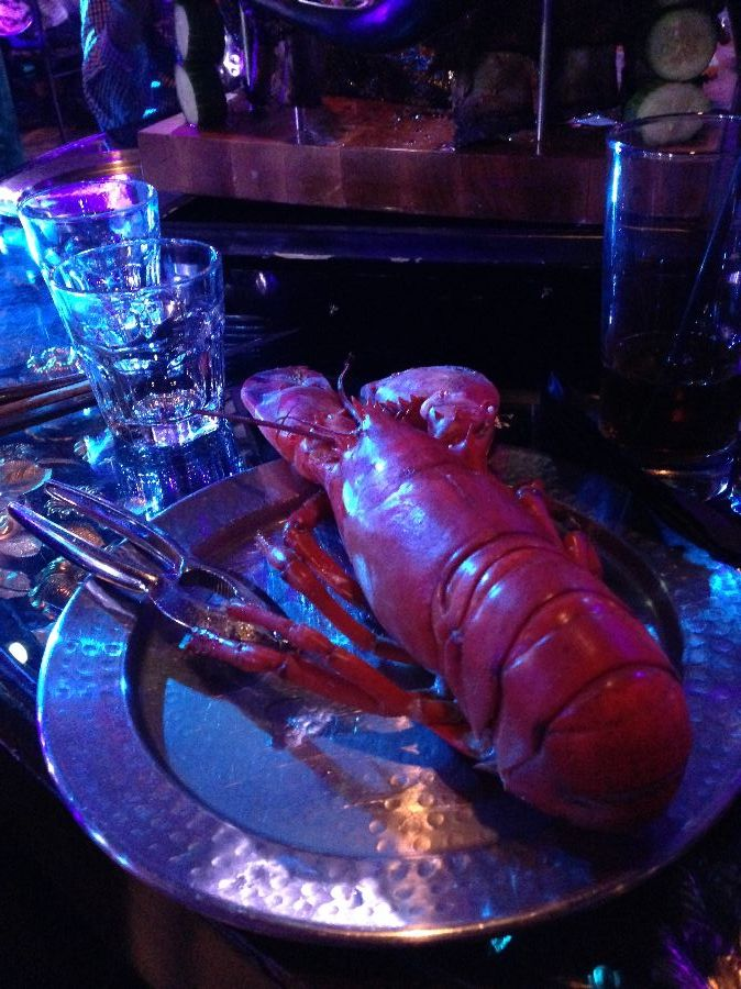 top rated dinner theater in NYC