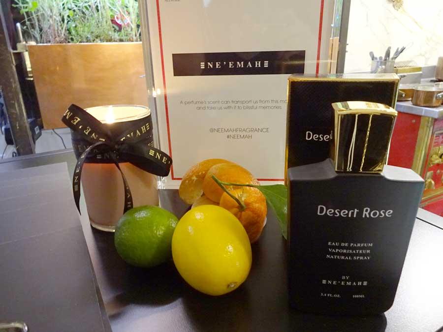 desert rose parfum