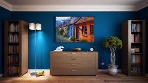 Blue Room Color Scheme