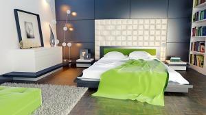 Contemporary style home decor