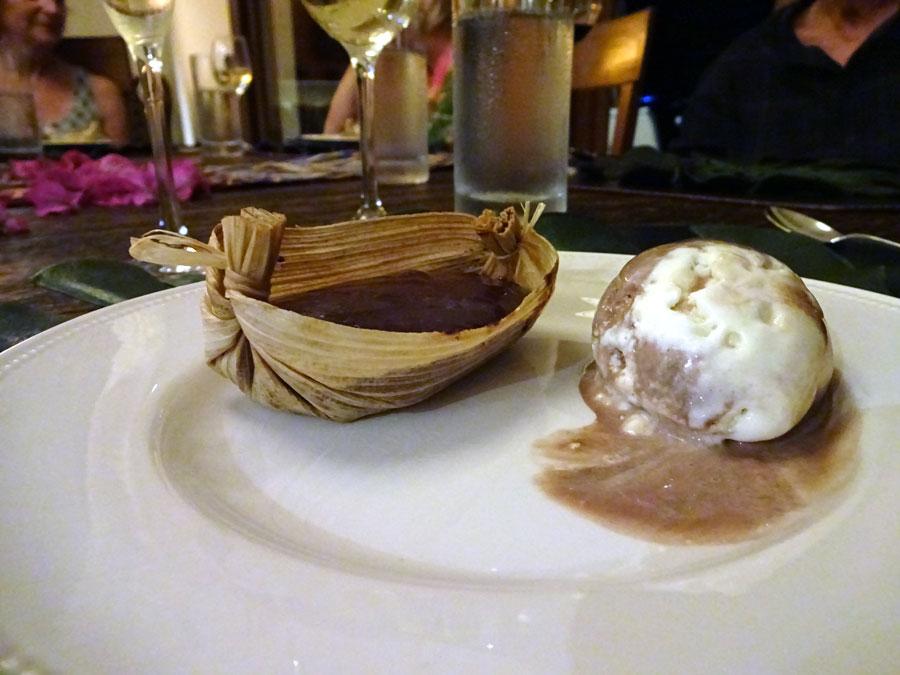 fancy dinner in Puerto Vallarta