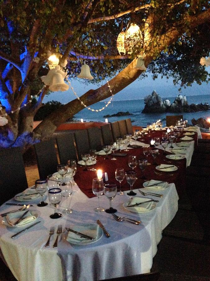 Puerto Vallarta dinner