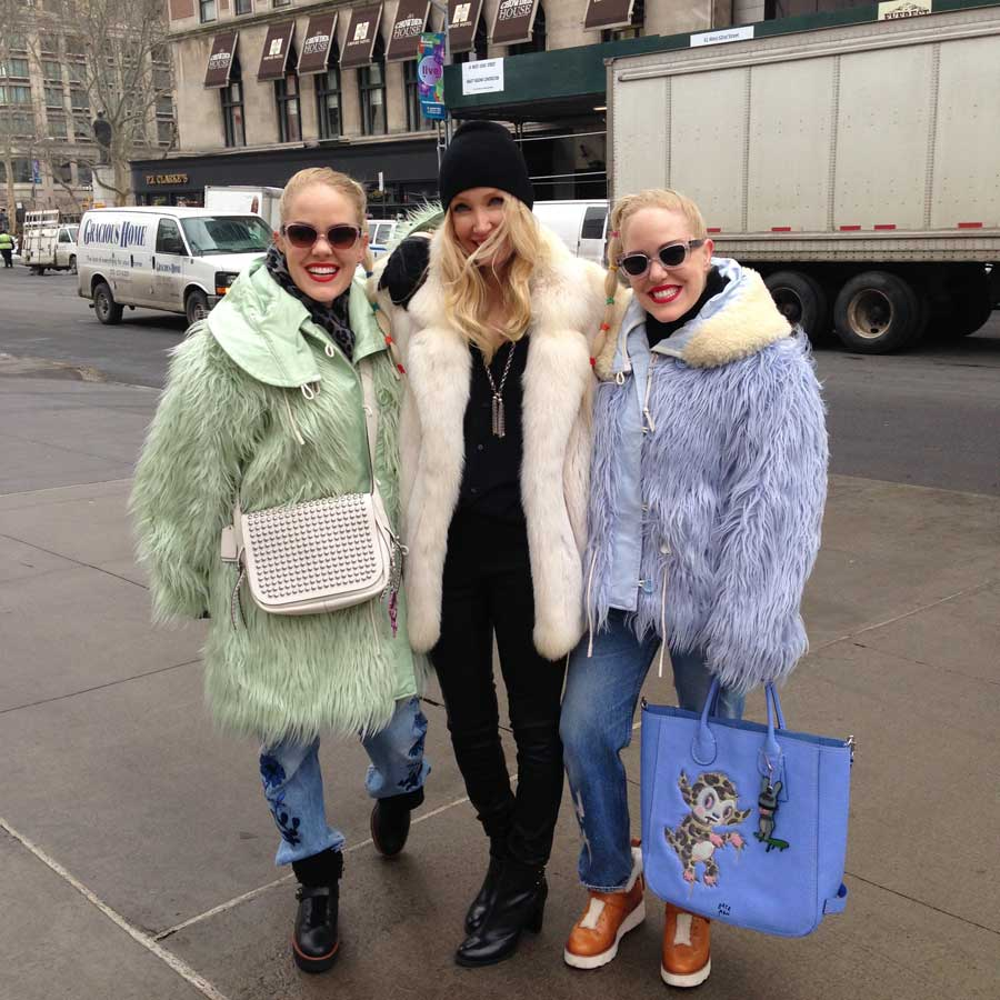 Beckerman Blog with Currently Crushing, NYFW