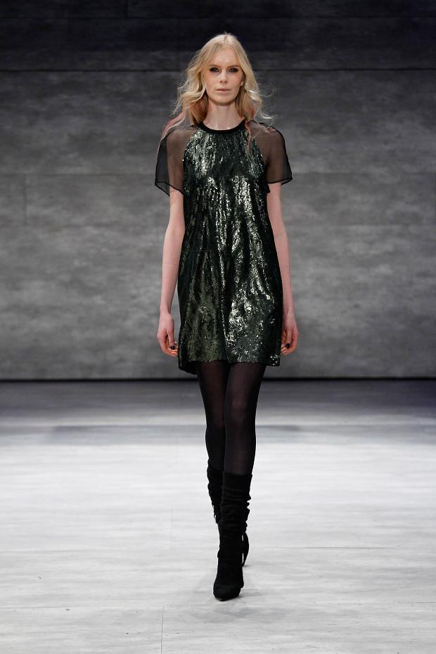 charlotte ronson fashion show