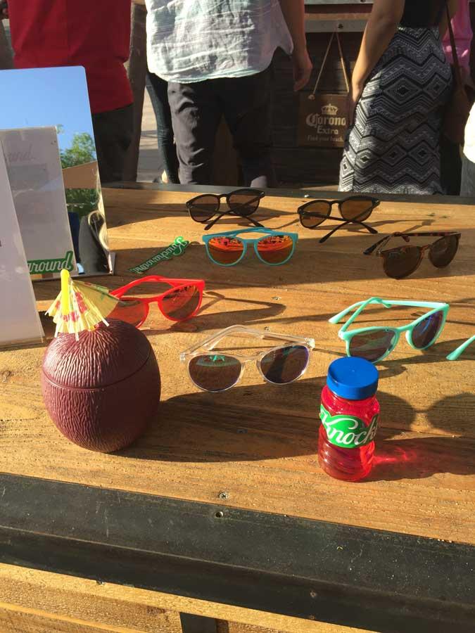 knockaround sunglasses, beach nation bwrpr koloa rum company, currently crushing