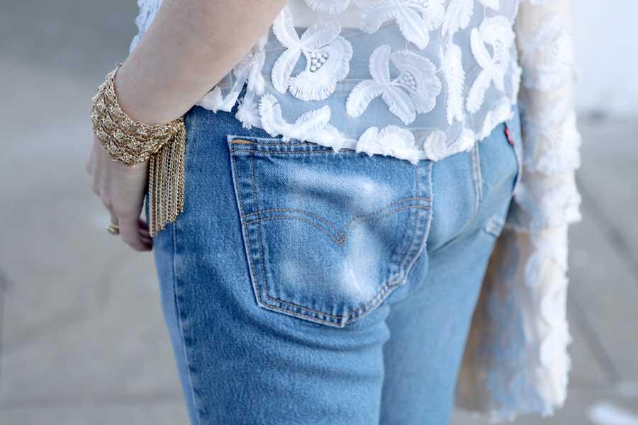 vintage 501 jeans