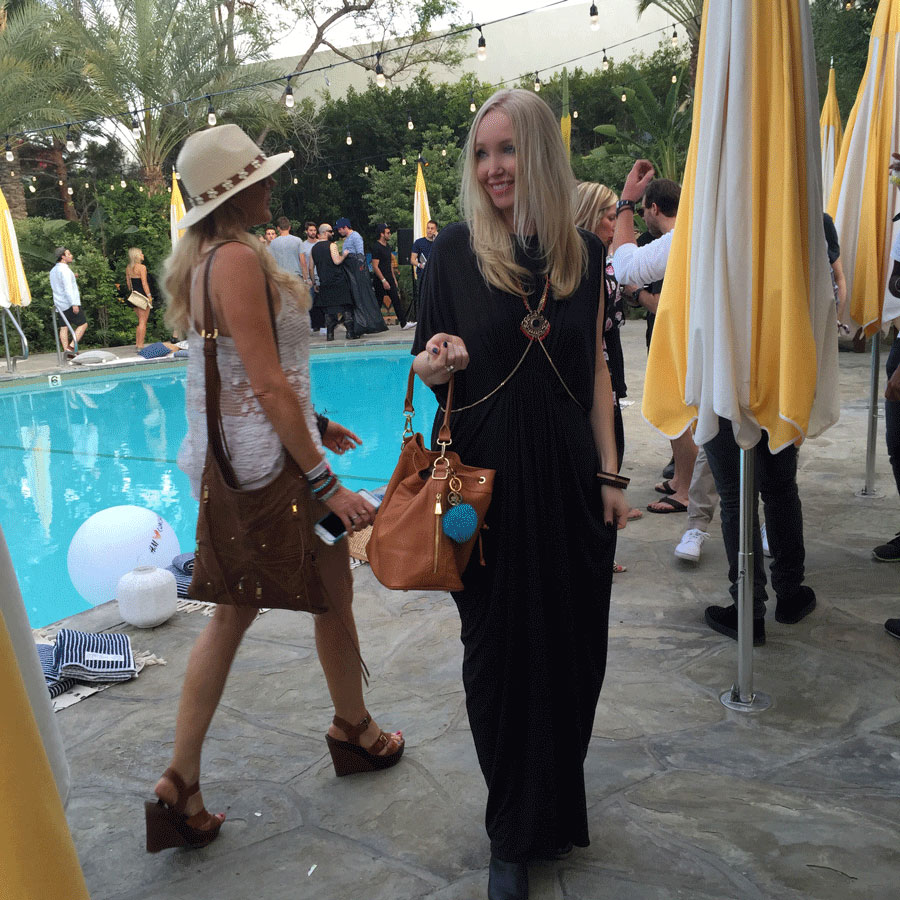 H&M Coachella party, pat field, chiara ferragni, gigi hadid, currently crushing, Parker Palm Spirngs, #hmlovescoachella, what to wear to coachella
